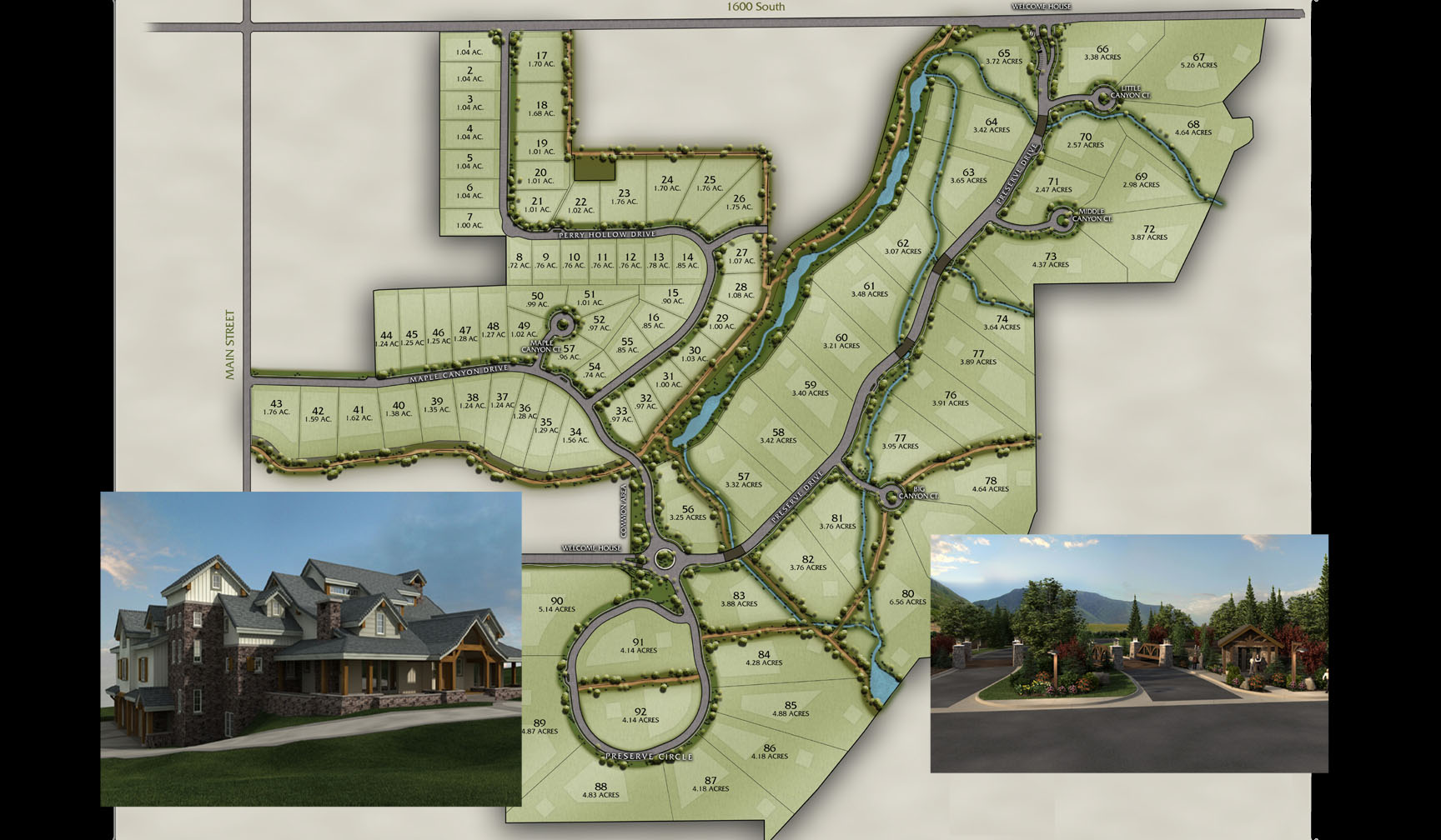 photo: Esate Ranch Development