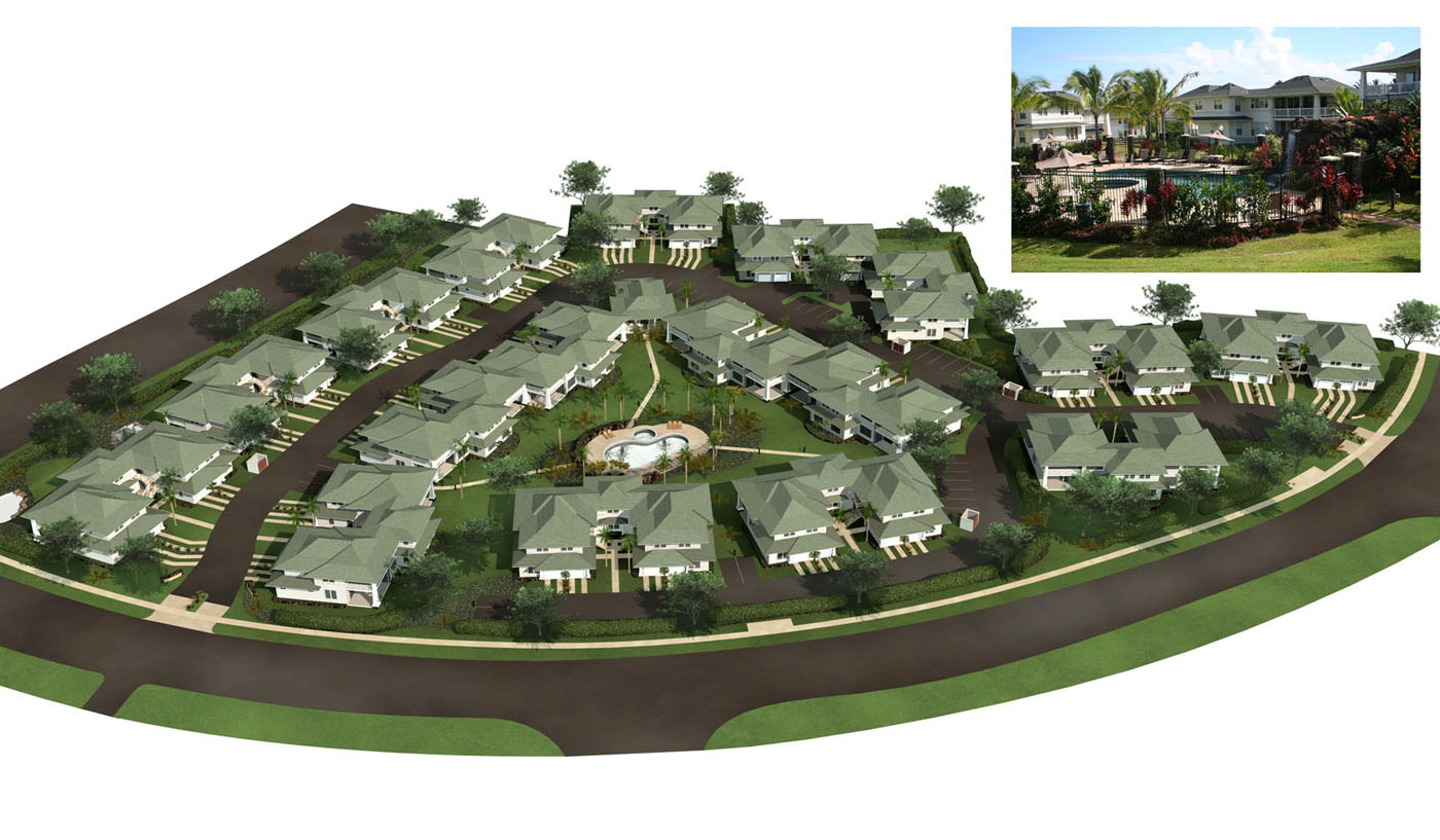 photo: Hawaii Resort Planning Princeville