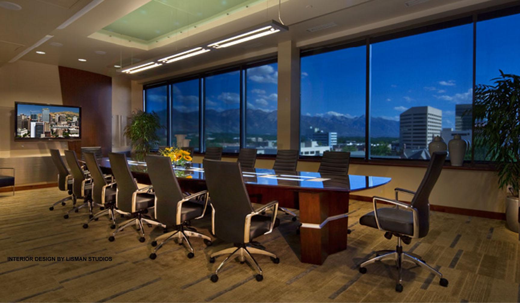 photo: Office Board Room