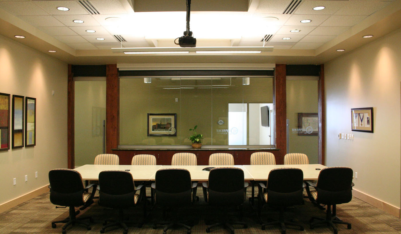 photo: Office Medical Board Room